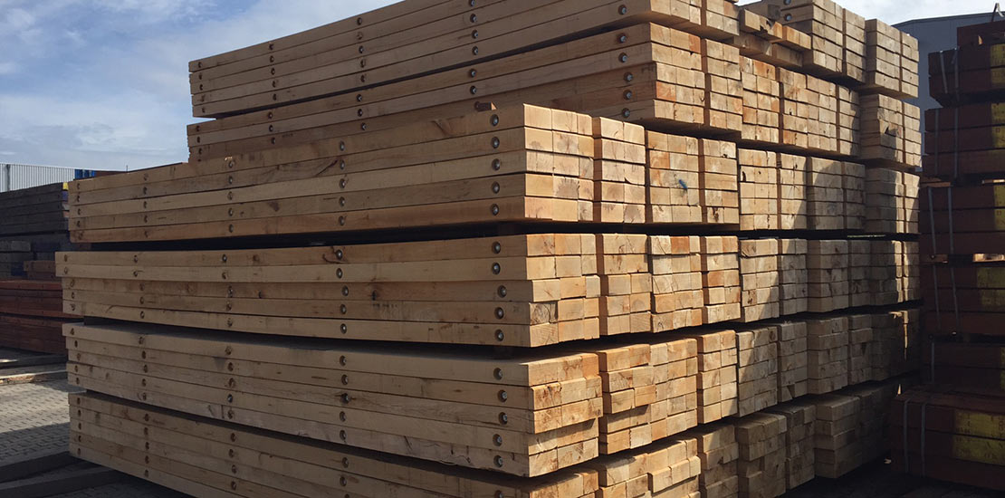 GJ Bog Mats European Hardwood Mats Sale Hire