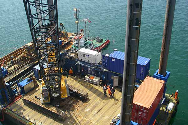 Crane Pads Crane Mats UK G J Mats