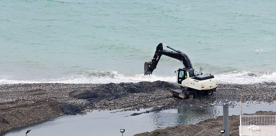 GJ Bog Mats Sea Defence Access Roadways
