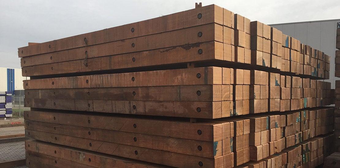Tropical Hardwood Mats G J Bog Mats For Sale And Hire Uk