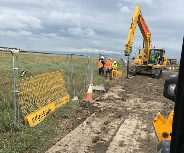 Temporary Access Roadway Solutions GJ Bogmats